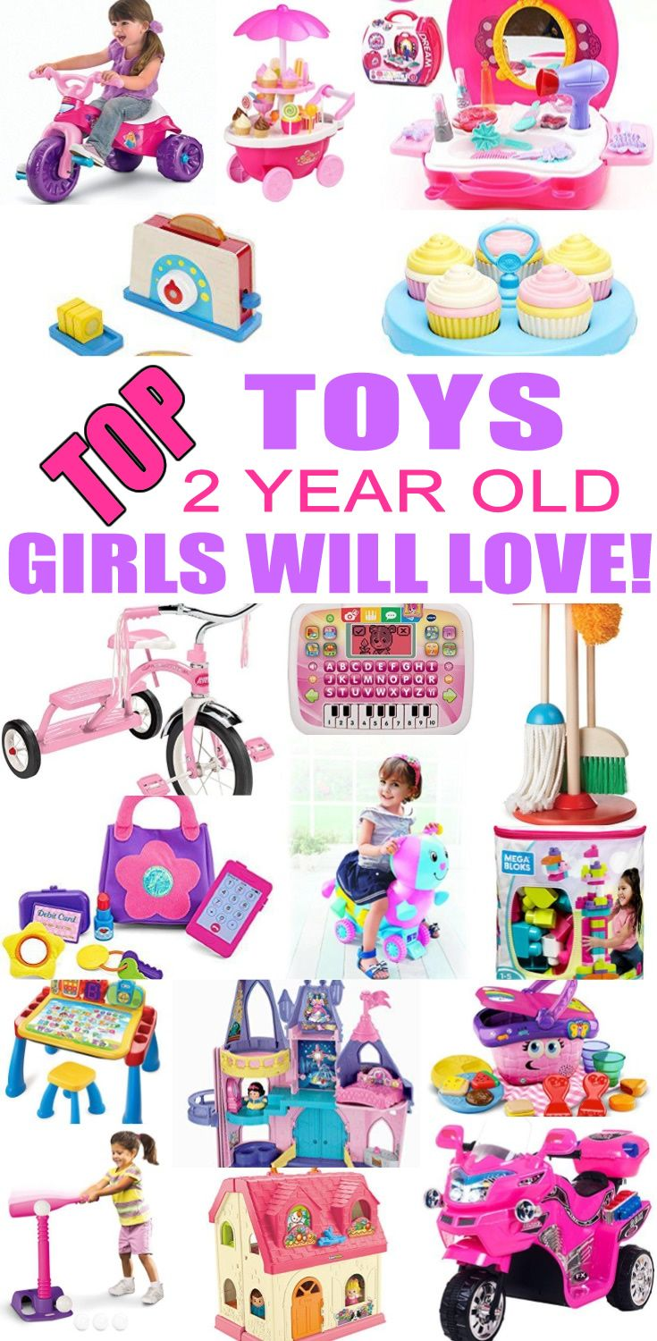 Congratulate, toy for 2 year old girl