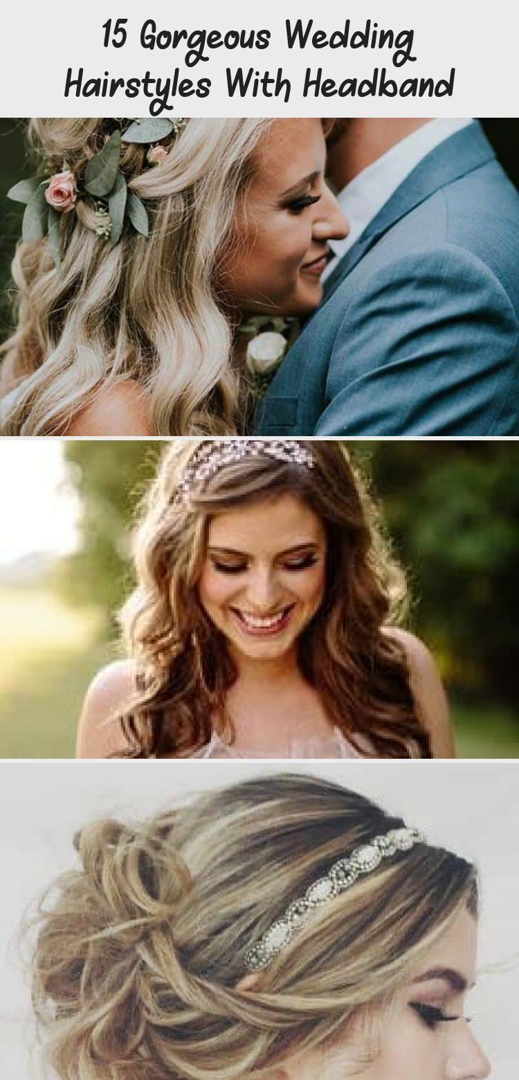 Photo of 15 wunderschöne Hochzeitsfrisuren mit Stirnband – Frisur