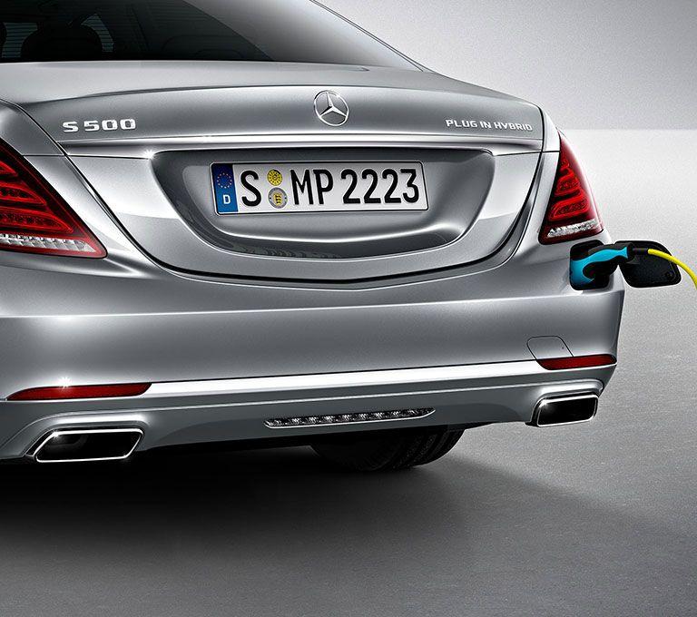 2017 Mercedes S500 Plug In Hybrid