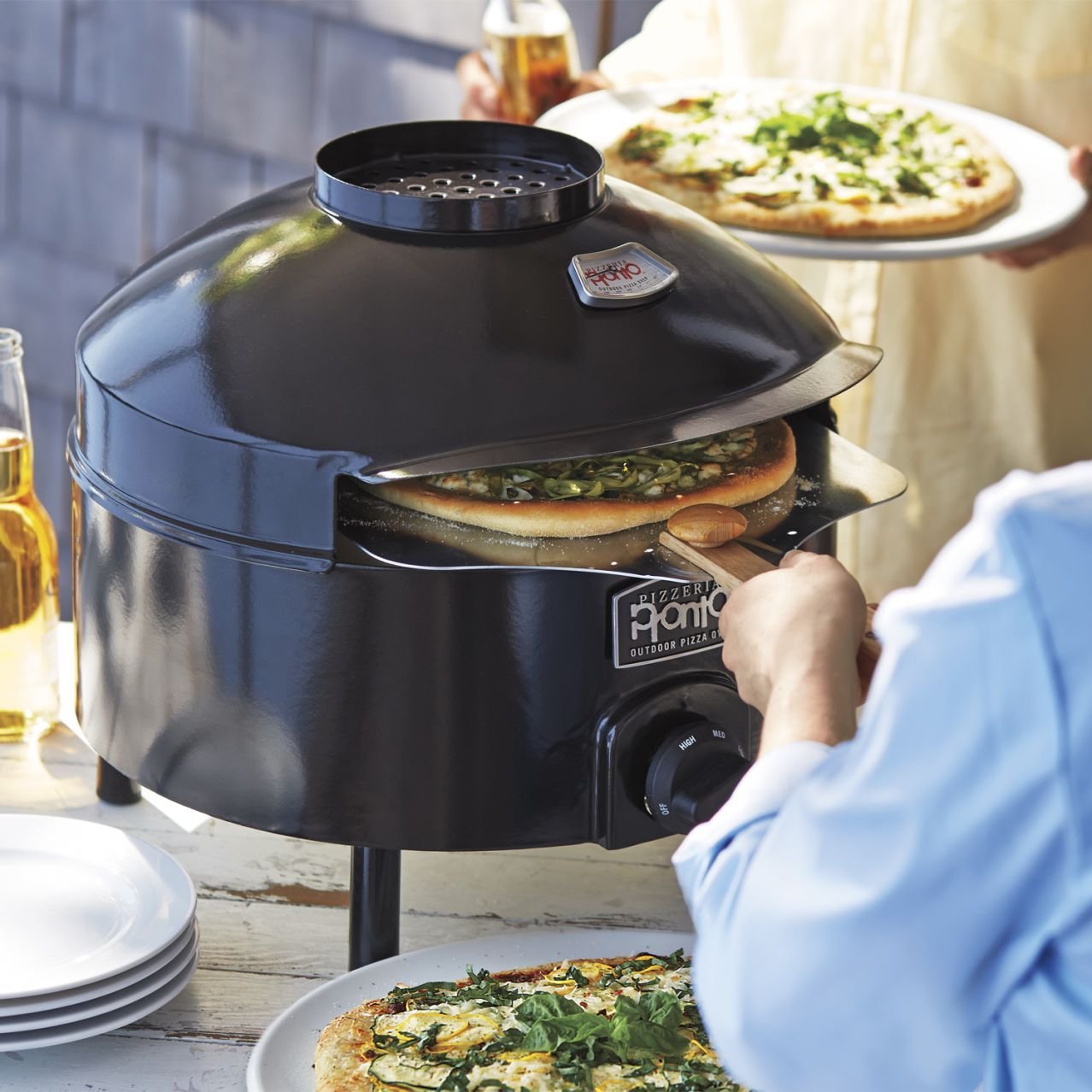9a9b9983dbba38bef23fd9e068519fae - Better Homes And Gardens Pizza Oven Video