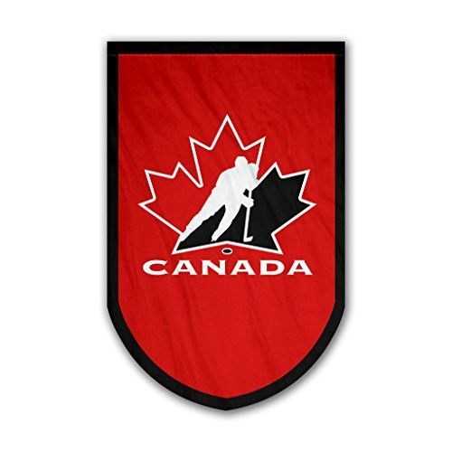 Nhl Team Canada Ice Hockey Ice Hockey Team Logo Garden Flag Yard Banner Indoor Outdoor 23 63 X 37 Canada Hockey Team Canada Hockey Team Canada