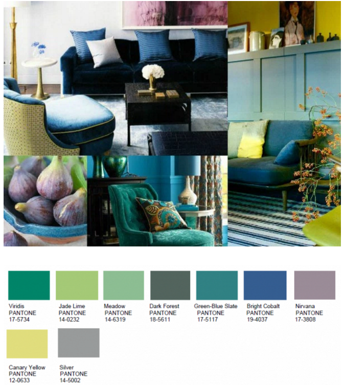 Love these beautiful rich umpsush colours.