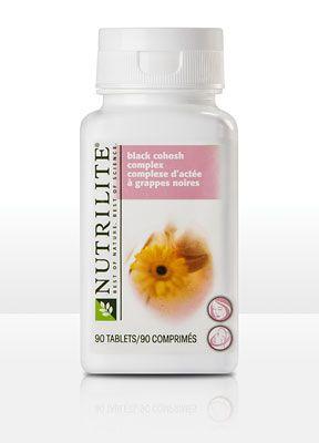 Nutrilite Black Cohosh Complex For Maturing Women Nutrilite