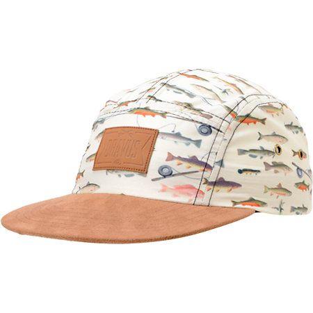 Dravus Gone Fishing Printed 5 Panel Hat Zumiez Panel Hat 5 Panel Hat Hats
