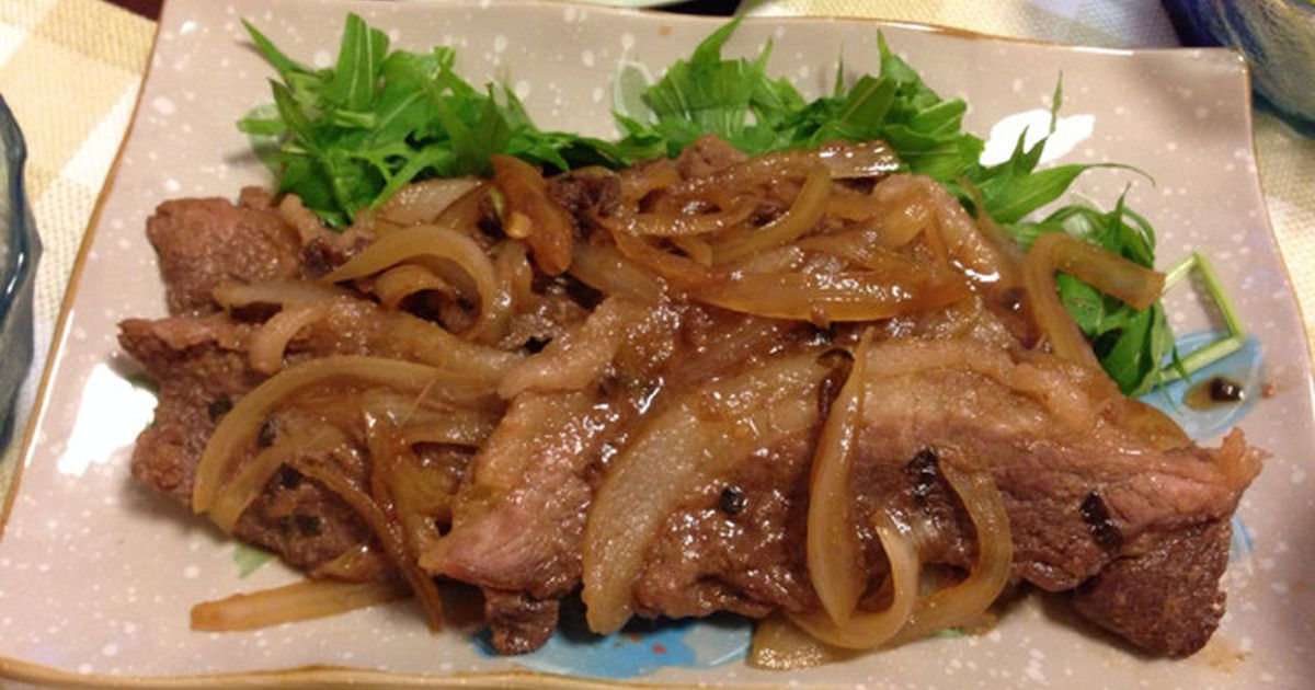 猪肉 レシピ