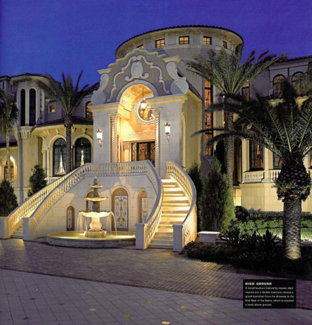 Luxury homes for sale south for Luxury mansions for sale in florida