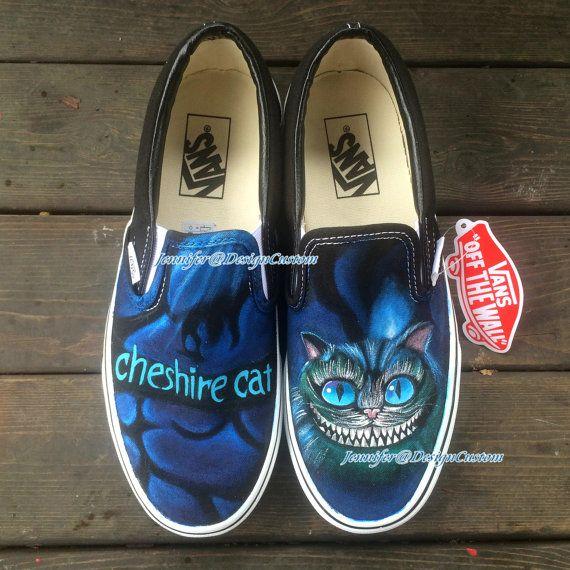 69428fa480 ART Shoes Cat VANS Shoes Cat Shoes