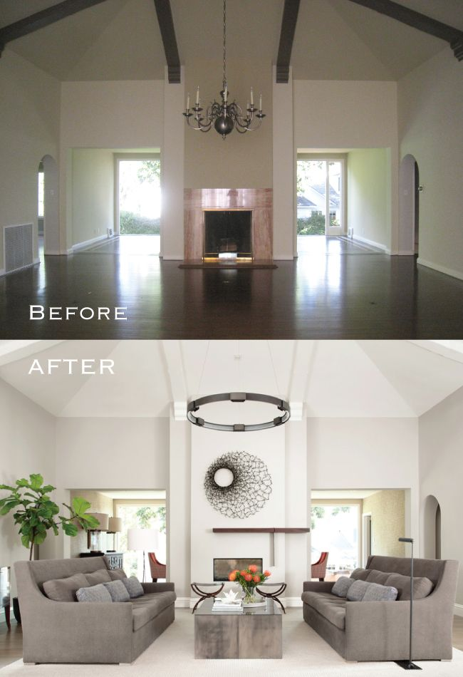 Home Dedign Before And After: Before And After Interior Design ...