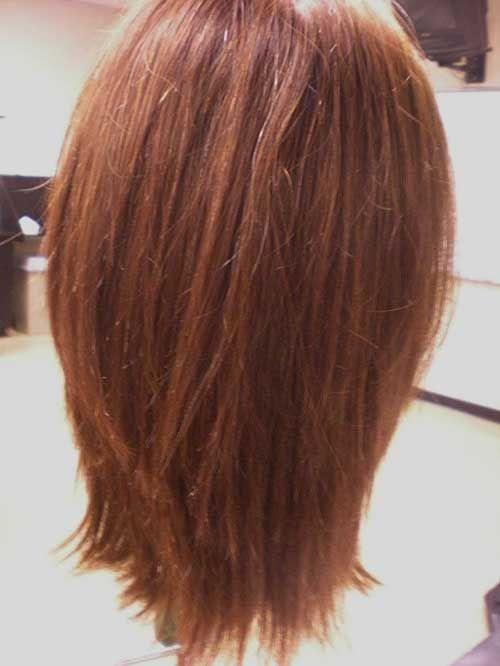 15 Long Bob Haircuts Back View Bob Hairstyles 2015 Short Hairstyles For Women Long Bob Haircuts Long Bob Haircut With Layers Bob Haircut Back View