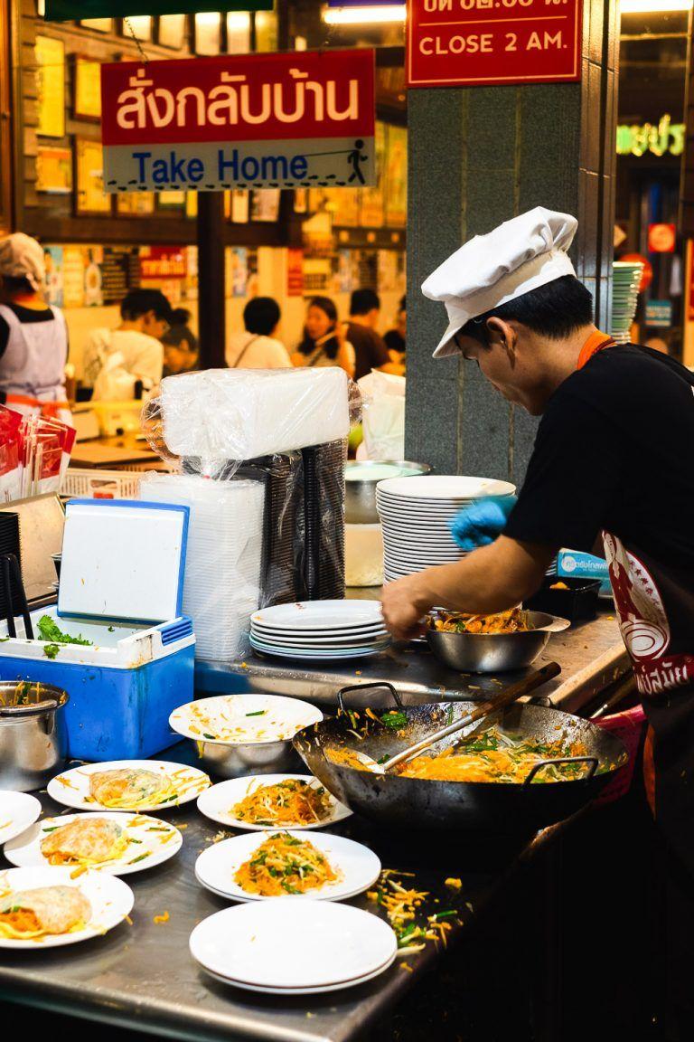 Dont miss bangkoks best pad thai at thip samai