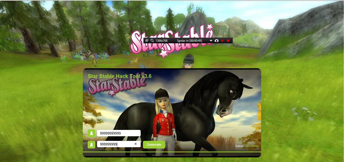 Star Stable Hack How to get unlimited Star Rider, Star