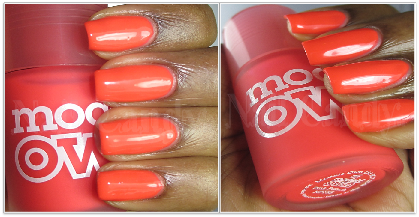 Models Own Ice Neon nail polish in Pink Punch | Hot Nails ...