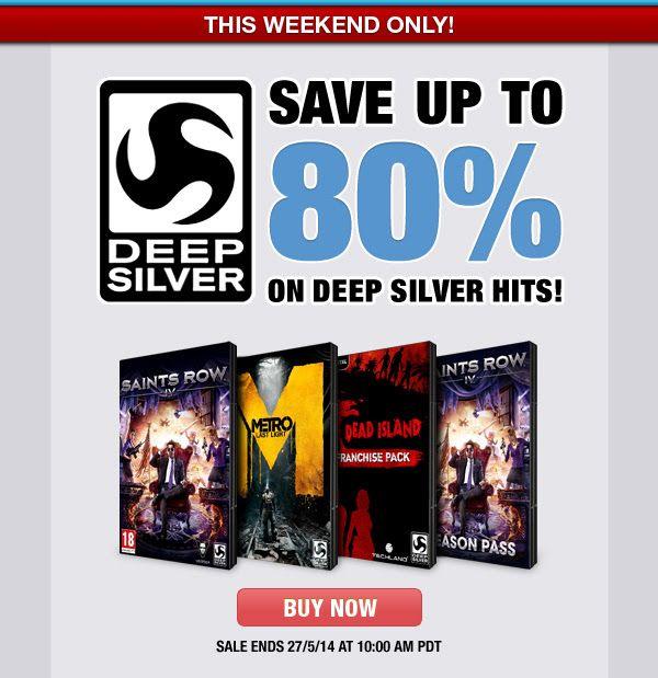 Gamefly Discounts Dead Island, Metro, Saints Row Between 66% And 88%  http://gg3.be/2014/05/24/gamefly-discounts-dead-island-metro-saints-row-between-66-and-88/