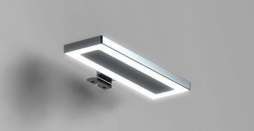 De Lampe Miroir Luminaire Cm Bain Applique 20 Salle Led Pour Lumière ikZTPwOXu