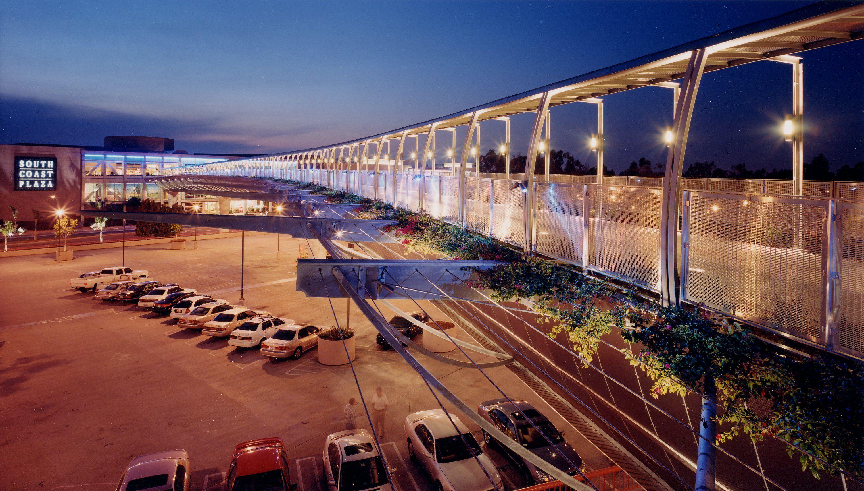 Bridge-South Coast Plaza