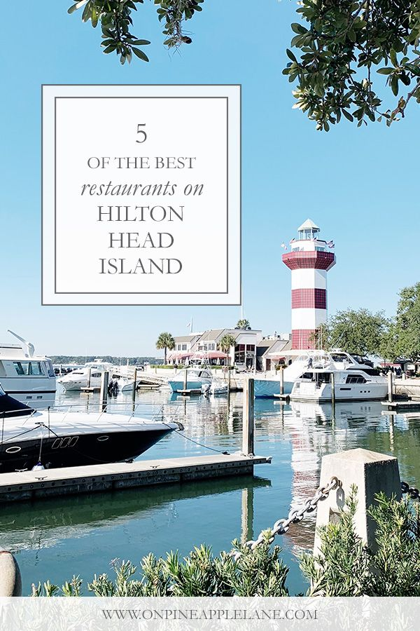 """Our Top 5 'Must Eat Here"""" Restaurants on Hilton Head ..."""