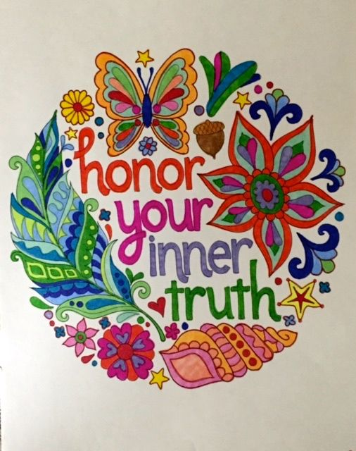 #honoryourinnertruth colorbyleeannbreeding 12 16 15