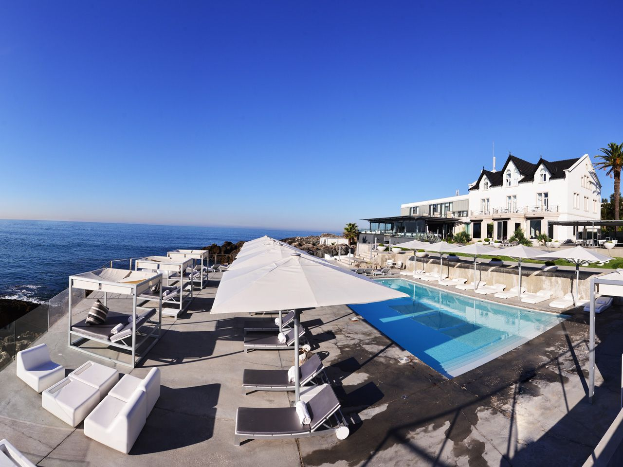 Farol Hotel A Member Of Design Hotels 5 Stars In Cascais Portugal