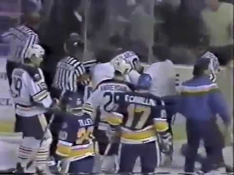 Clint Malarchuk Neck Injury Full Video 1 Of 3 News Of Video Game