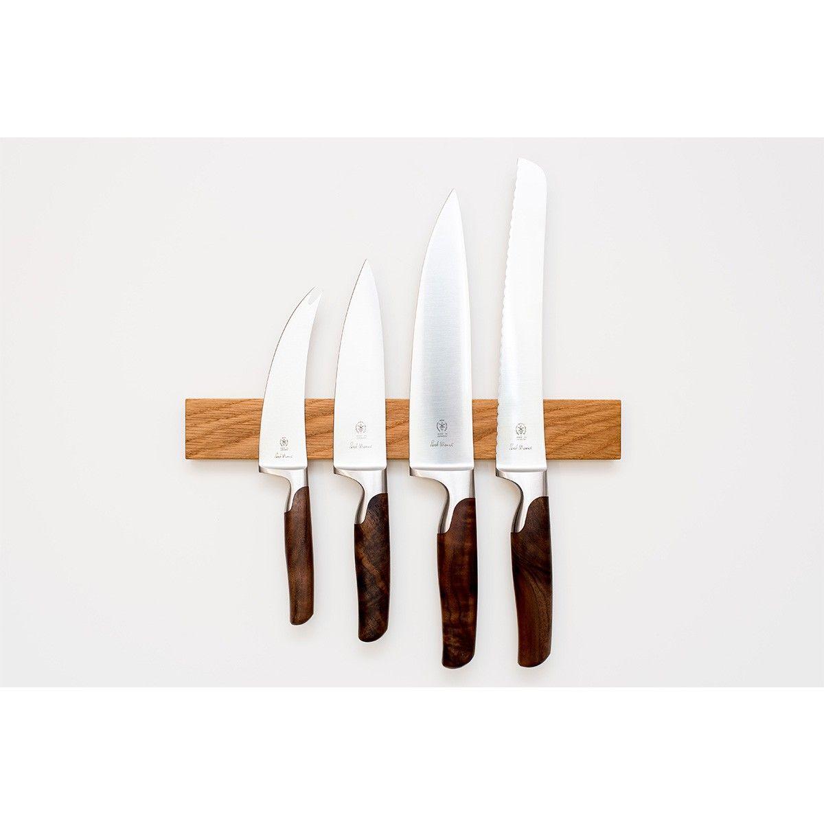 Klotzaufklotz Messerleiste Eiche 31cm Selekkt Heim Fur Junges Design Messer Holz Und Eiche