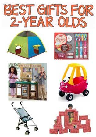 Recommendations Of The Best Gifts For 2 Year Olds
