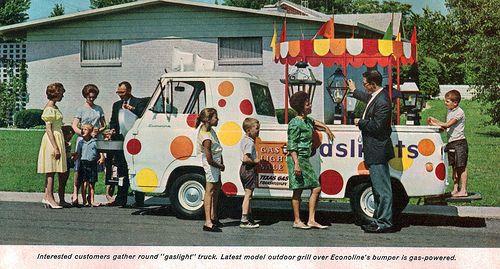 Ford Econoline Pick Up Club | 1965 Ford Econoline Pickup