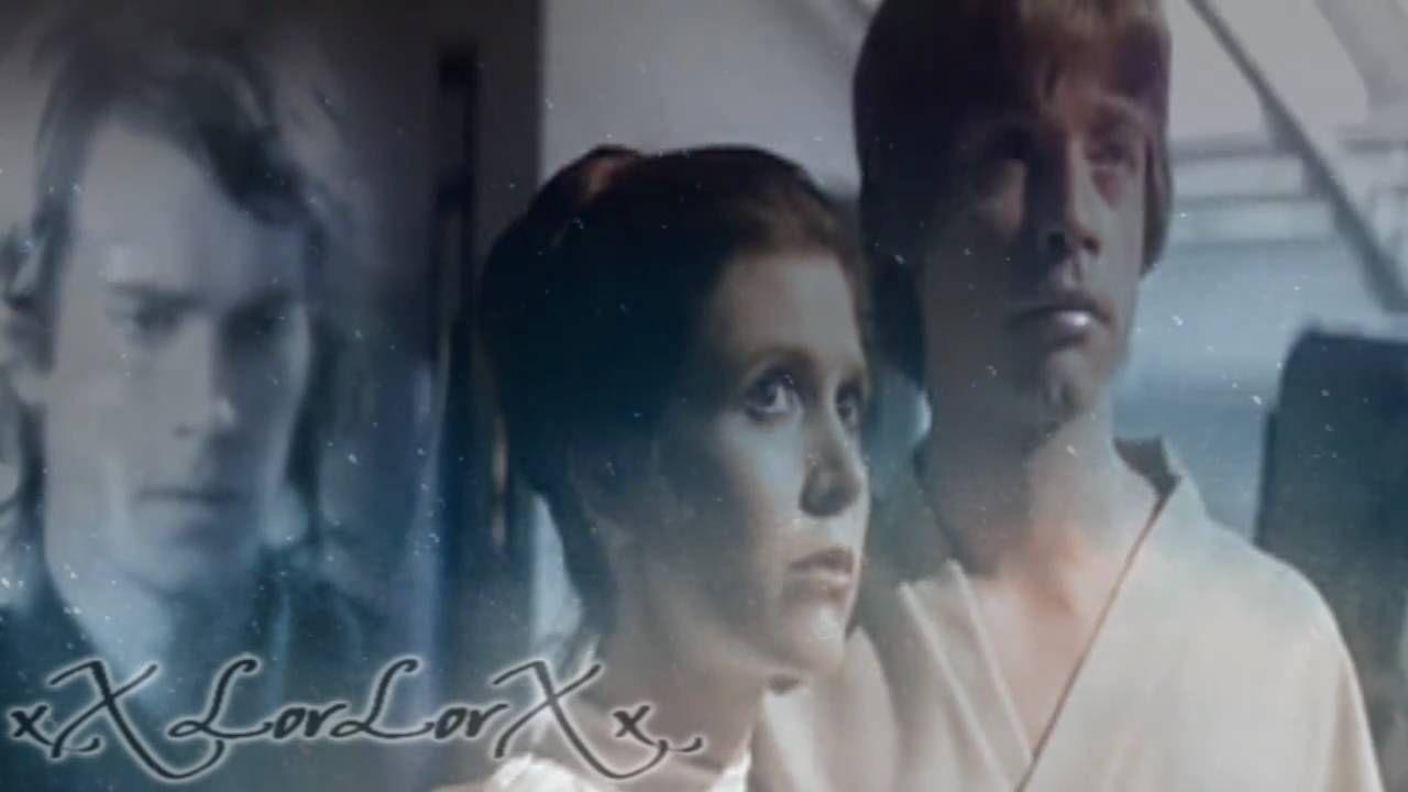 [Star Wars] Anakin to Leia - I Want You To Know