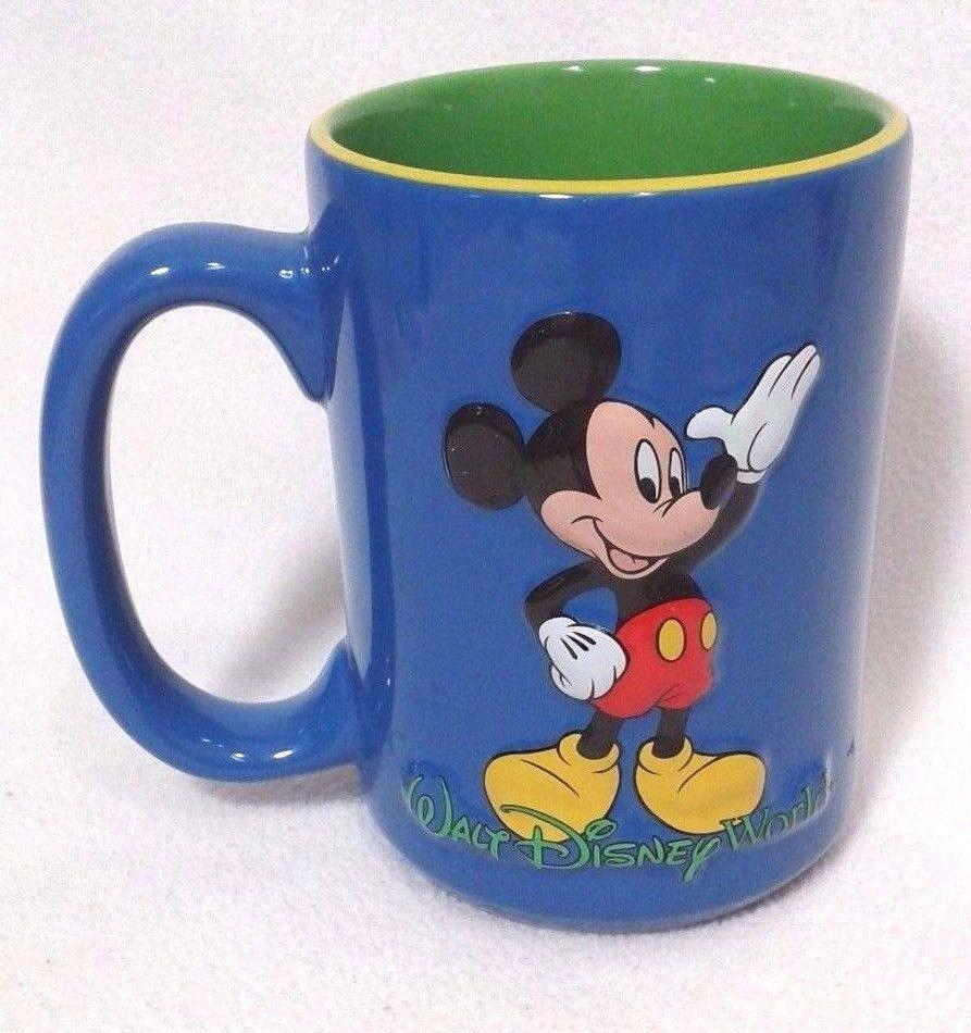 Mickey Coffee Cup Worlddisney Mug Walt Mouse Disney rBedxoC