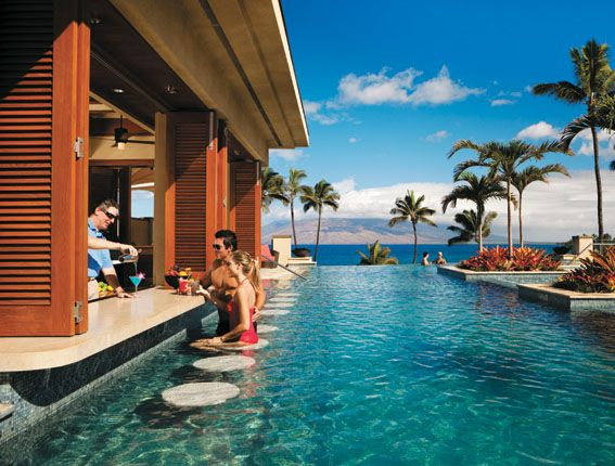 Luxury Hotels The Four Seasons Maui Is Skip Fortier S Favorite Hotel In U Swim