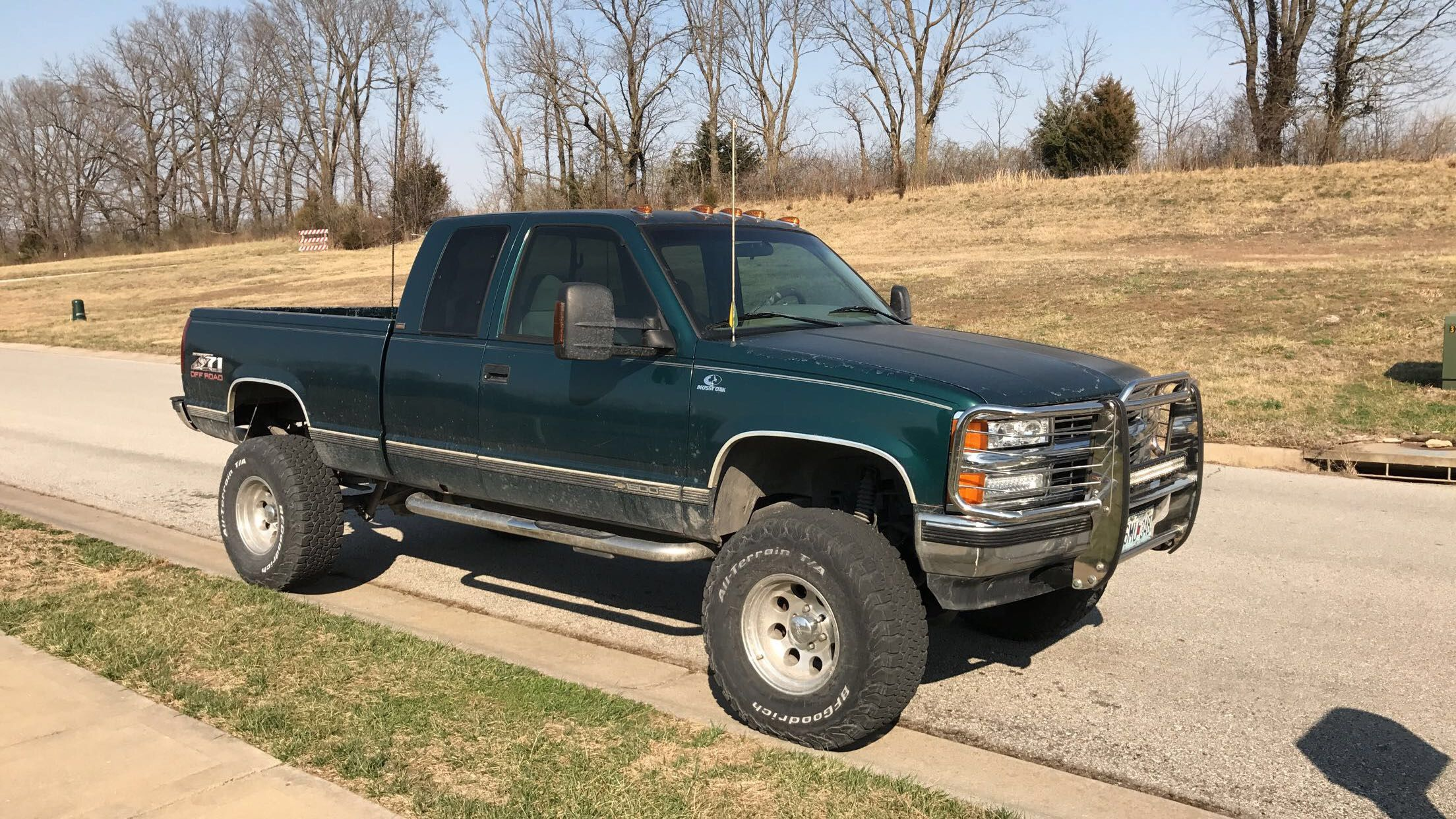 95 Chevy K1500 6 Lift W 35s Lifted Chevy Trucks Chevrolet