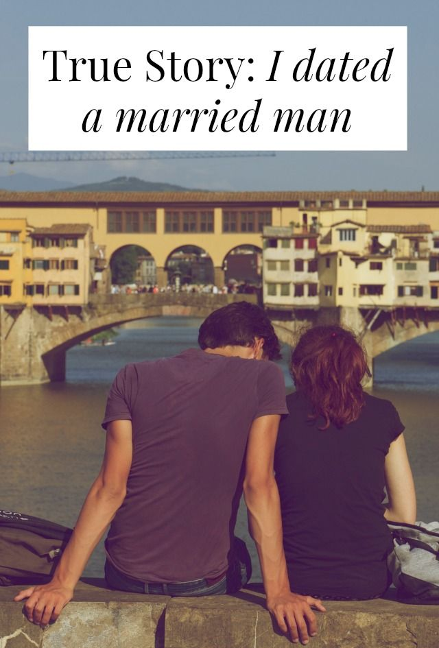 Guide to dating a married man advice