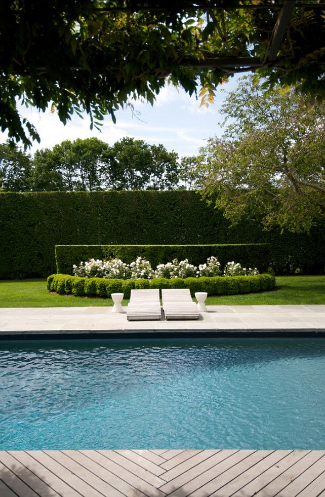 Designed By Lear Amp Mahoney Landscape Associates Pool
