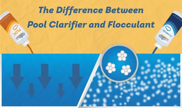 Pool Clarifiers And Flocculants What S The Difference