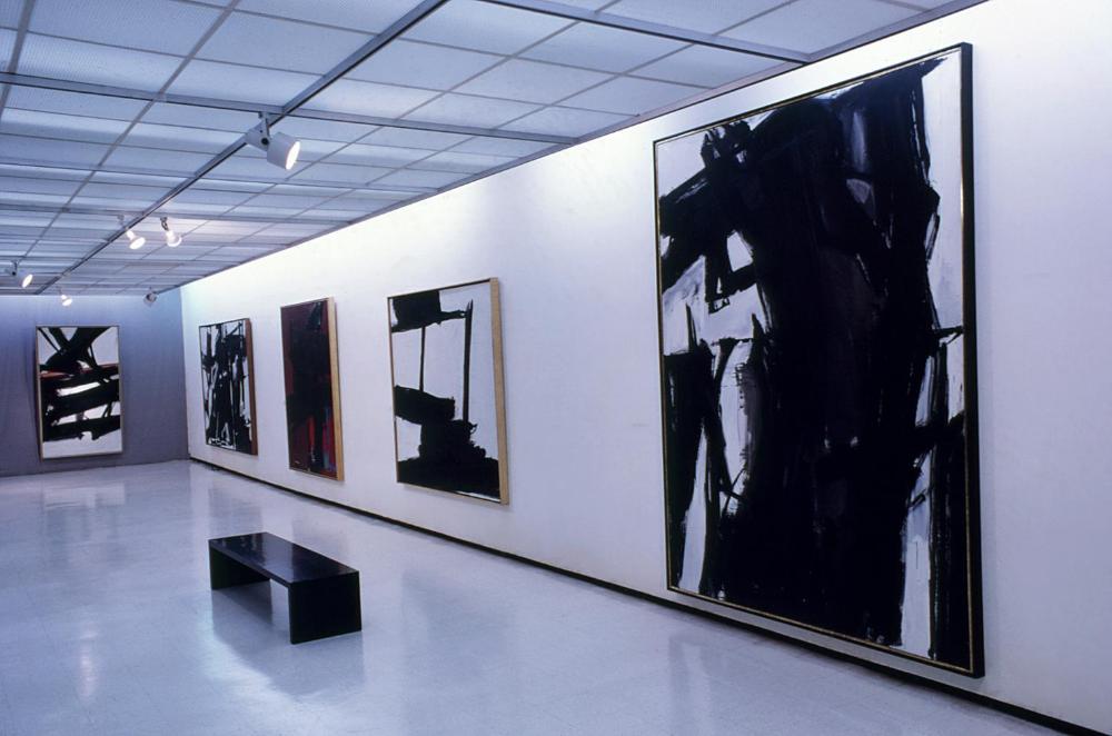 MCA – Exhibitions: Franz Kline Retrospective