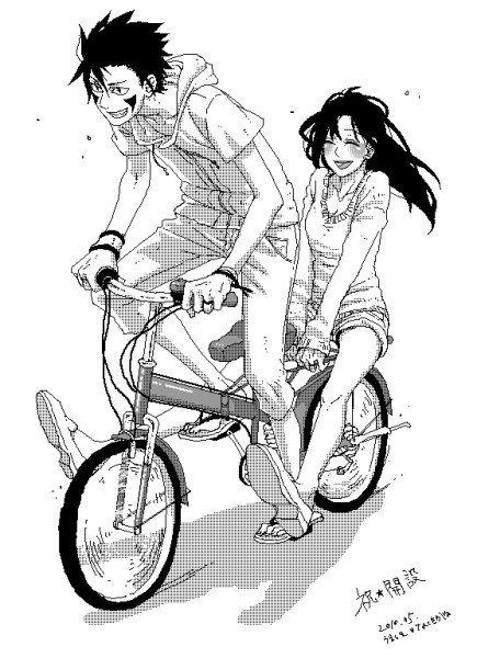 Naruto - Kiba x Hinata - KibaHina<<<<< I totally ship this more than Naruto x Hinata
