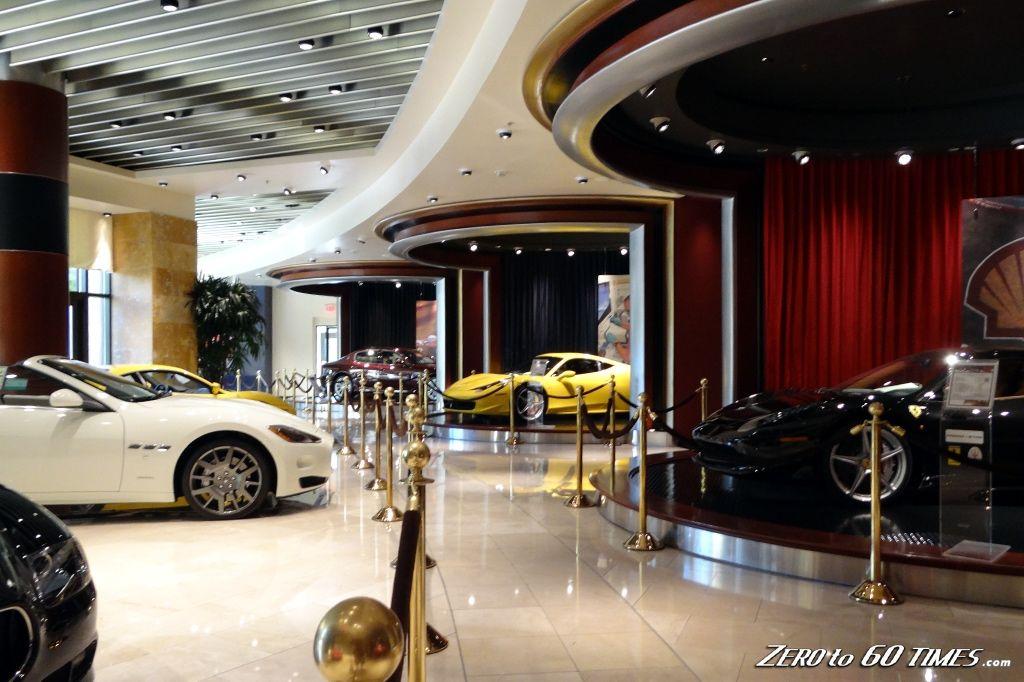Dream Car Showroom