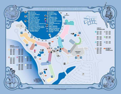 Resort map disneys boardwalk villas links to large pdf resort map disneys boardwalk villas links to large pdf gumiabroncs Images