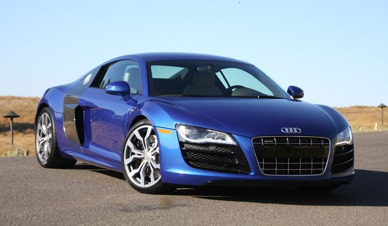 Superieur Audi R8: Top Speed U2013 301 Kmph; Power U2013 420bhp; Torque U2013 429Nm