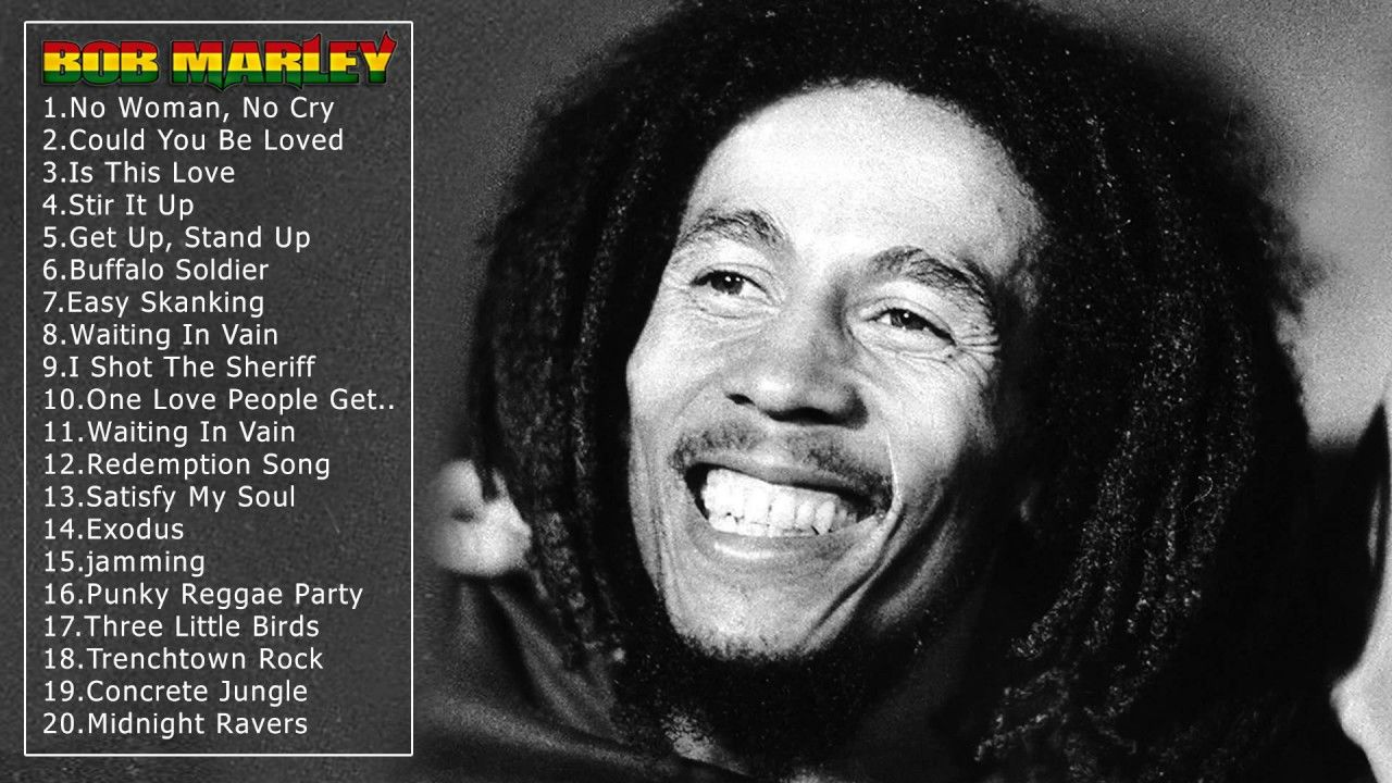 Bob Marley Top Hits - Bob Marley Best Reggae Songs | more