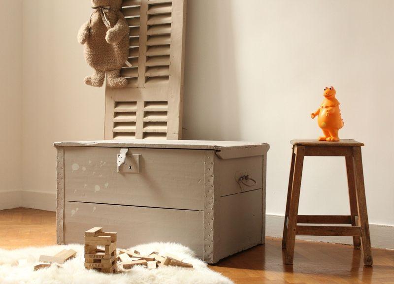 malle coffre jouets trendy little malle petit meuble et deco enfant. Black Bedroom Furniture Sets. Home Design Ideas