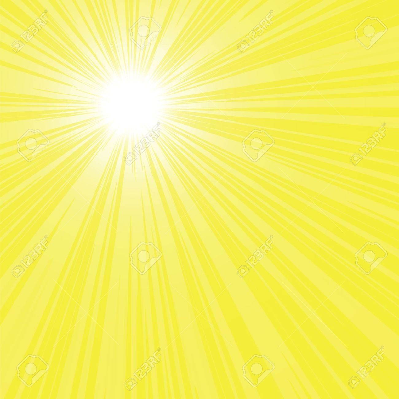 Daisy Solar String Lights: Nurturing Yellow Sunlight Fills The Empress Card.