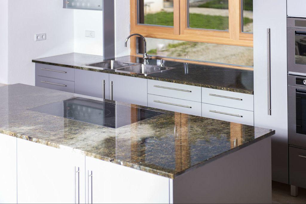 Mit Quarzstein Arbeitsplatten können die ausgefallensten und - arbeitsplatten granit küche