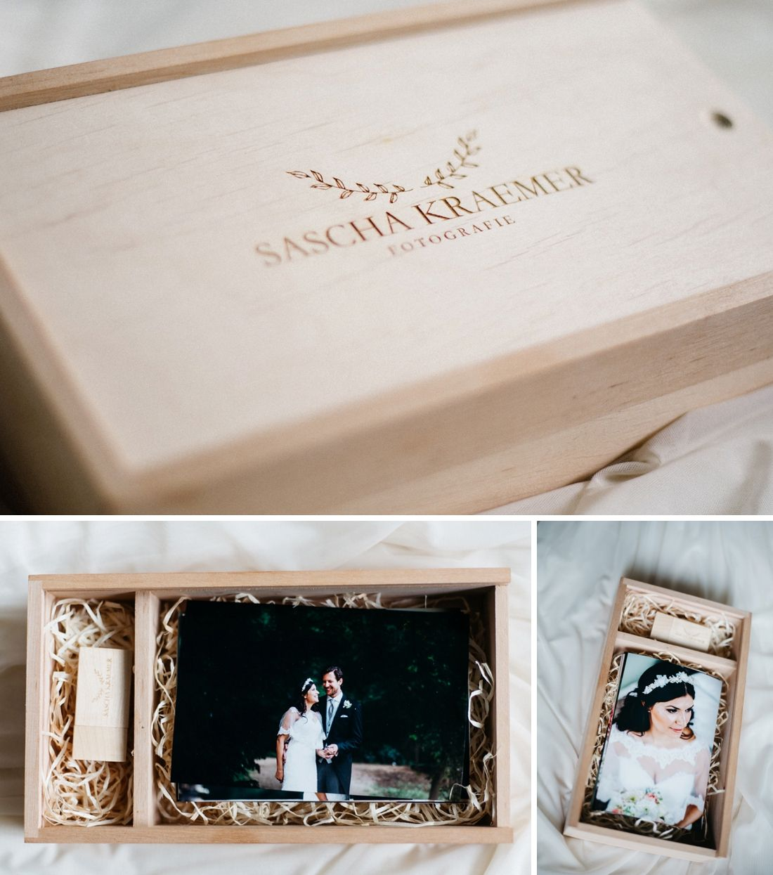 Usb Stick Verpackungen Fotobox Usb Hochzeitsfotografie