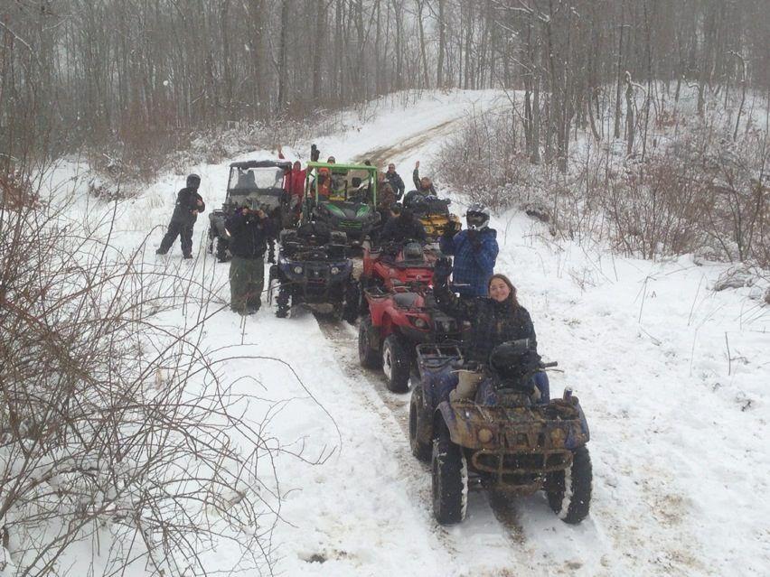 Hatfield Mccoy Trails Wv Atv Riding Hatfields And Mccoys West Virginia