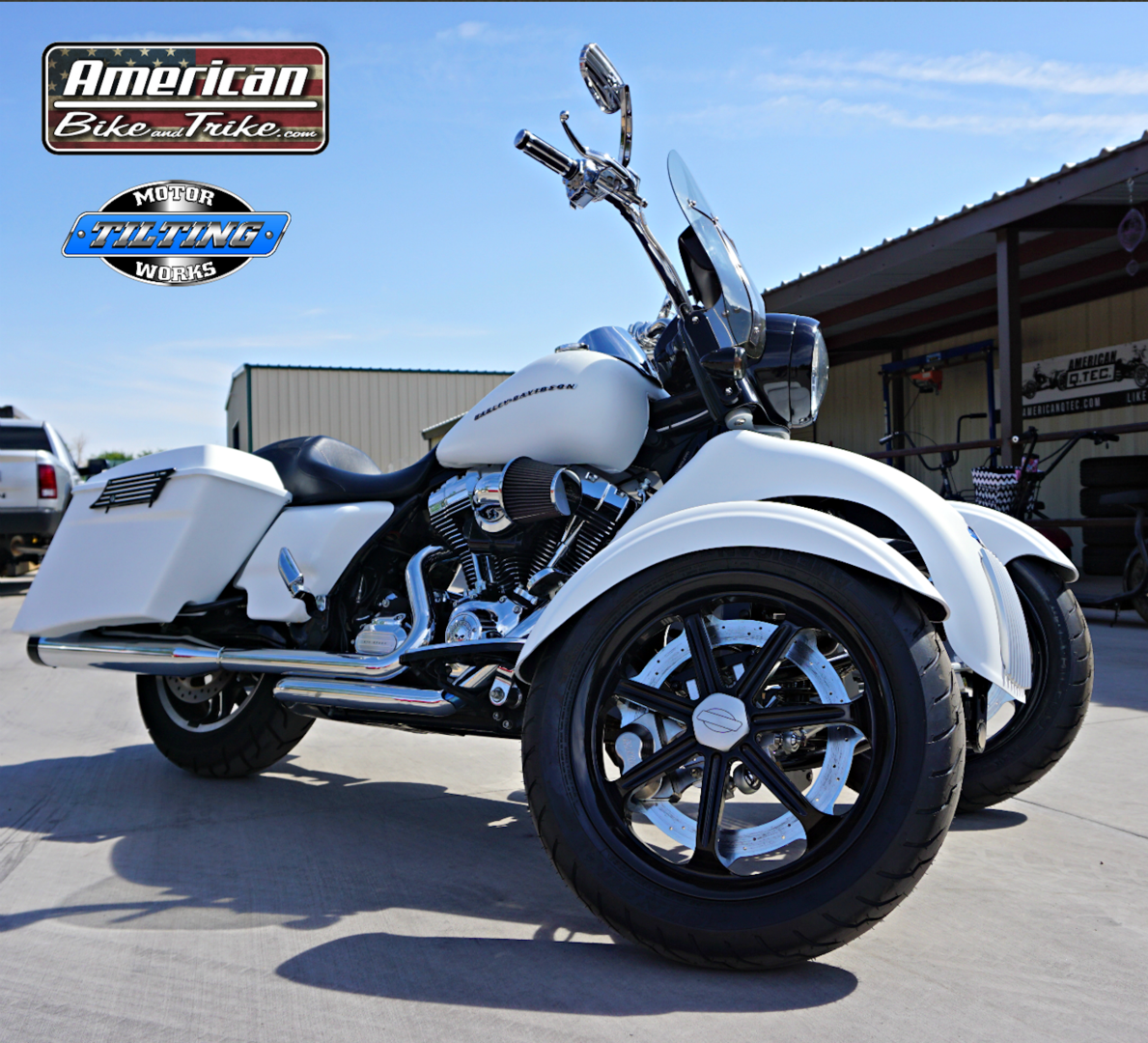 Motorcycle Conversions, Trikes