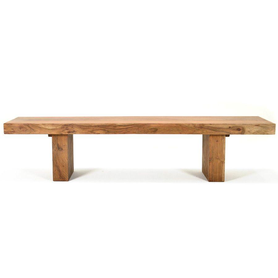 Denmark acacia wood bench walnut acacia wood denmark and dark