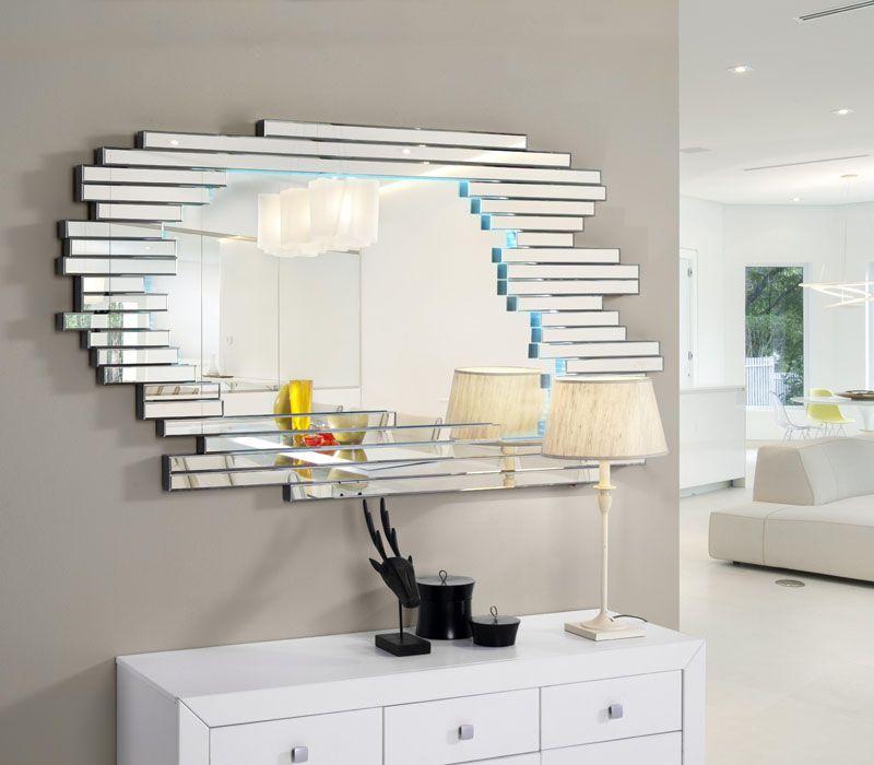 Espejos Retro Iluminados : Espejo Con iluminación leds 8 DISARTE ...