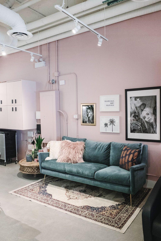 Beachy Brunette Furniture Affordable Furniture Stores Loft