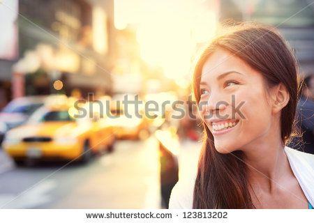 New york asian women