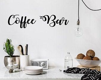 Chef Bon Appetit Quote Kitchen Home Décor Wall Art Sticker Vinyl Transfer